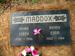 Edna Maddox