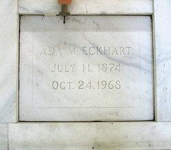 Ada M. Eckhart