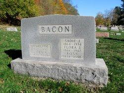 Cora A. Bacon