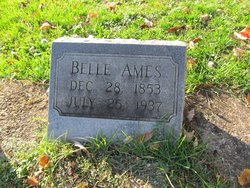 Belle <i>Hoagland</i> Ames
