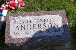Carol <i>Bonjour</i> Anderson