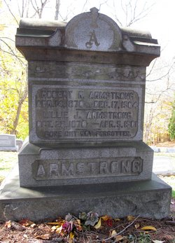 Lillie J. <i>Campbell</i> Armstrong