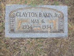 Clayton B. Akin, Jr