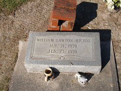 William Lawton Hickox