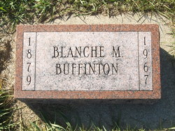 Blanche M Buffinton