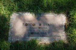 Roscoe Douglas Evans