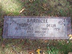 Delia <i>McNamara</i> Barnicle