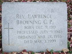 Rev Fr Lawrence Browning