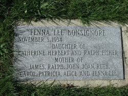 Fenna Lee <i>Fisher</i> Bonsignore