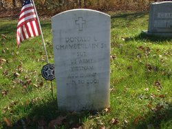 Donald L Chamberlain, Sr