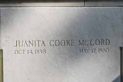 Juanita Cooke McCord
