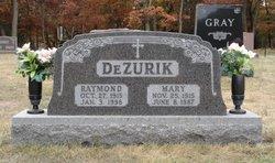 Raymond Roy DeZurik
