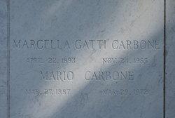 Marcella Gatti Carbone