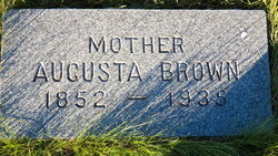 Augusta <i>Drake</i> Brown
