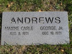 Maxine <i>Carle</i> Andrews