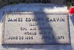 James Edward Carvin