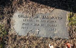 Gilman M. Hammond