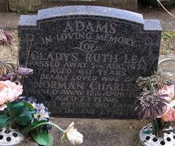 Gladys Ruth Lea Adams