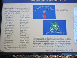 Bristoe Station Battlefield Heritage Park Cemetery