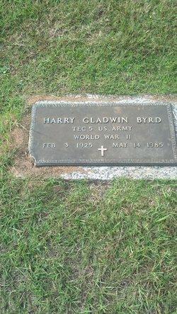Harry Gladwin Byrd