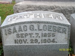 Isaac G. Loeber