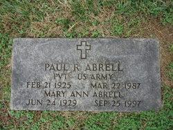 Mary Ann Abrell