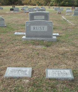 Amanda J. Rust