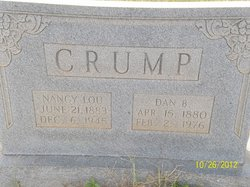 Daniel Boone Dan Crump