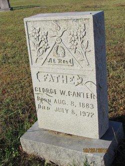 George Washington Canter