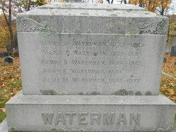 Andrew Harris Waterman