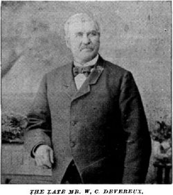 William Checkley Devereux