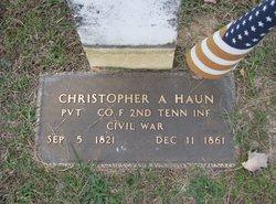 Christopher Alexander Haun
