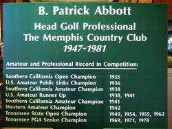 Buell Patrick Abbott, Sr