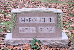 Maxine Dora <i>Rice</i> Marquette