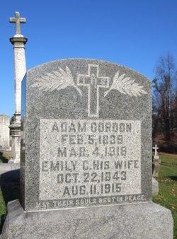 Emily C. <i>Snider</i> Gordon