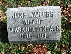 Jane Lawless Hollenback
