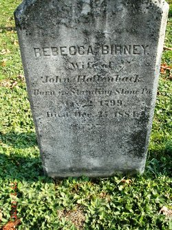 Rebecca <i>Birney</i> Hollenback