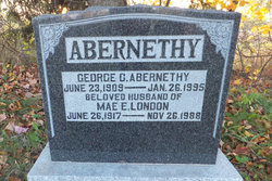 George E. Abernethy