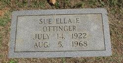 Sue Ella <i>Fancher</i> Ottinger