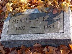 Myrtle May <i>Watson</i> Keyes