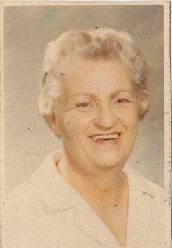 Margaret Leona <i>Hutchinson</i> Adams