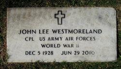 John Lee Westmoreland