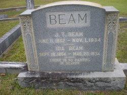 Mary Ida <i>Fortune</i> Beam