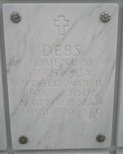Edmund M Debs