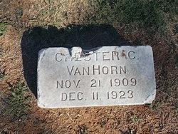 Chester Campbell Van Horn