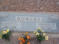 Glen F Bowers
