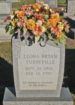 Leona Donell <i>Bryan</i> Turbeville