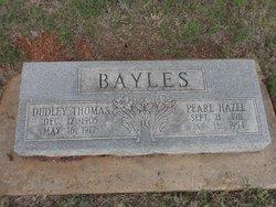 Dudley Thomas Bayles