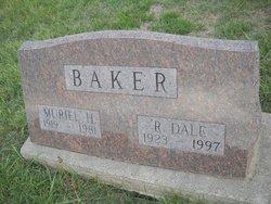 Muriel Helen <i>Calvert</i> Baker