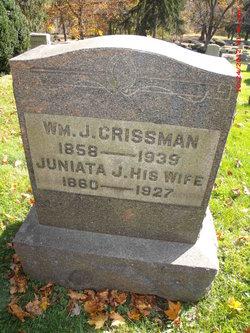 Juniata J <i>Kepner</i> Crissman